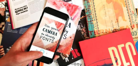 WhatTheFont, la app que identifica tipografías